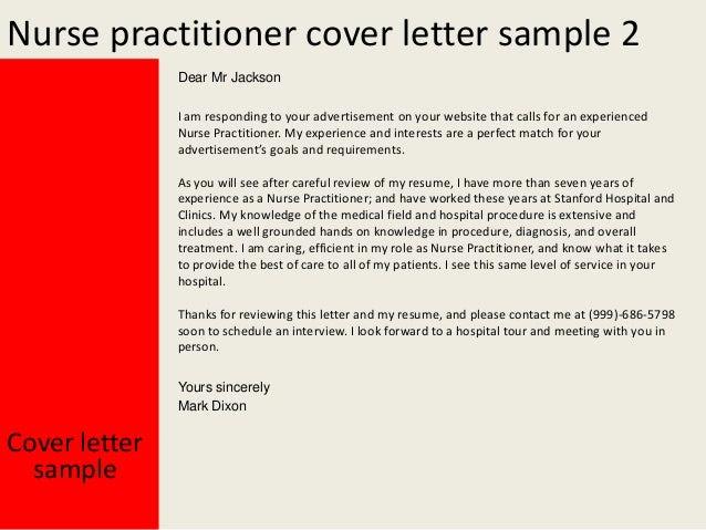 nurse practitioner cover letter 3 638
