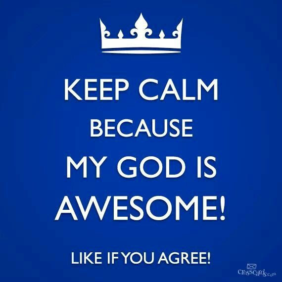 Quotes About Awesome God 54 Quotes