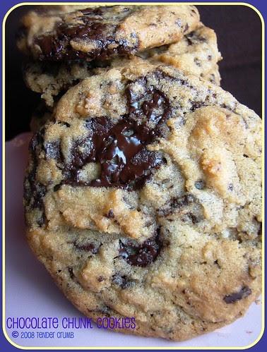 Tender Crumb  Favorite Chocolate Chip Cookie