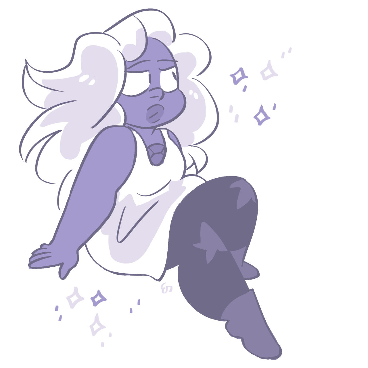 hey wheres all my amethyst episodes