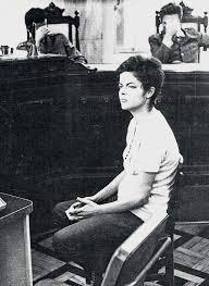 Dilma em interrogatório no DOPS