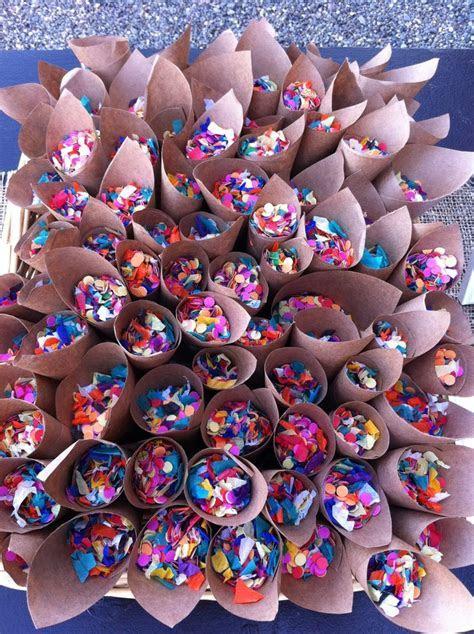 Best 20  Wedding confetti ideas on Pinterest   Wedding