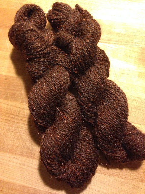 Copper yarn