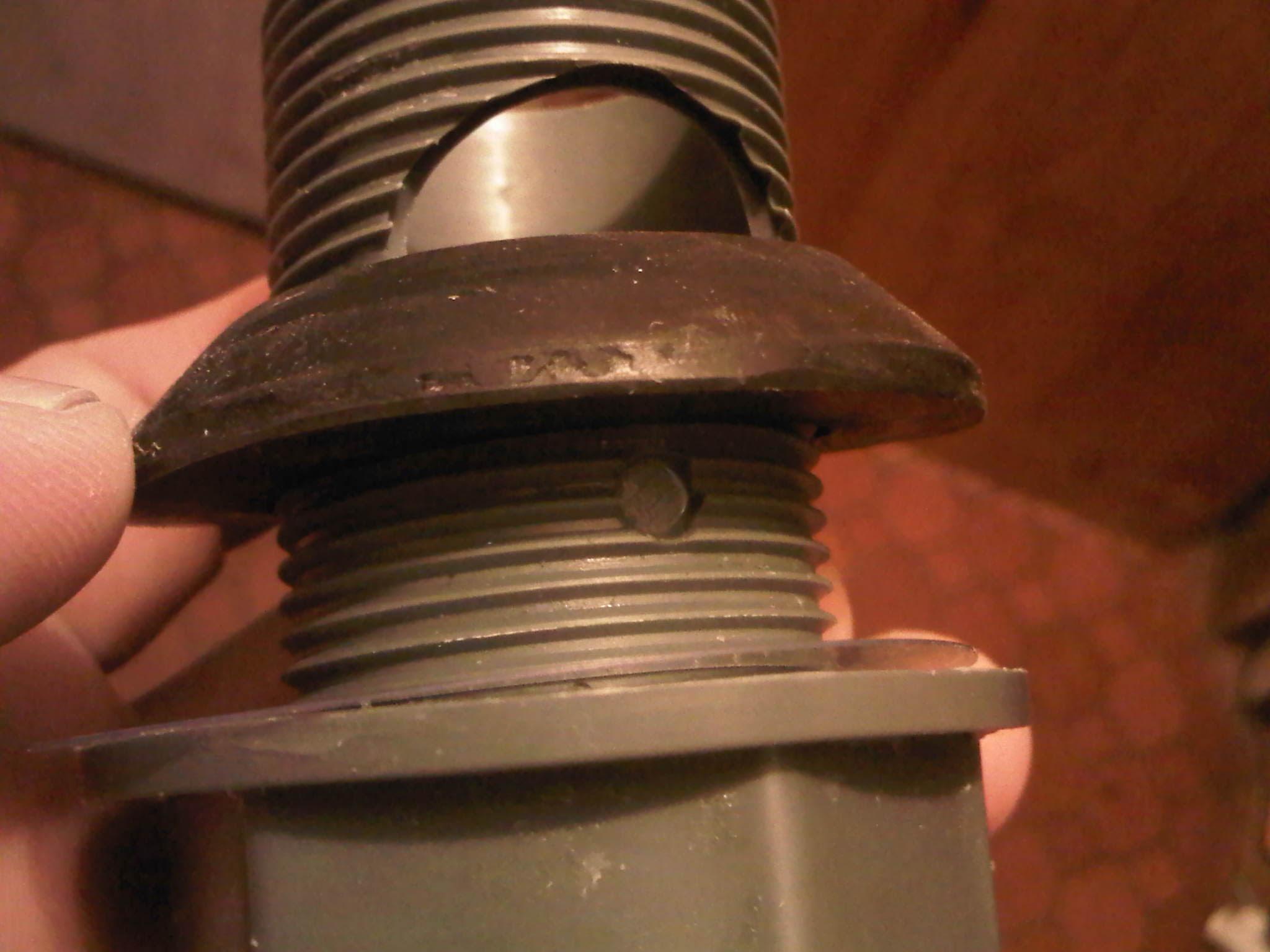 Garage Door Opener Chain Adjustment Bathroom Sink Leaking From Drain Gasket