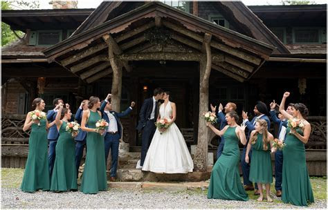 Chelsea & Andrew   Ticonderoga Wedding, The Barn at Lord