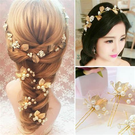 2019 2017 New Arrival Cheap Wedding Hair Accessories