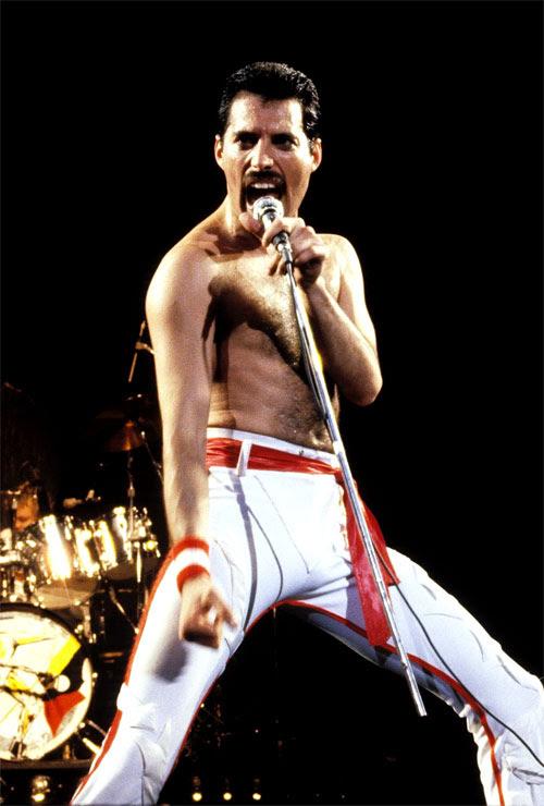 Freddie Mercury | Tacky Harper's Cryptic Clues