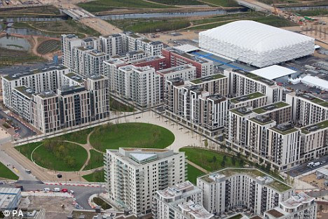 Around 17,000 competitors will be staying in the Olympic village, often sharing rooms, and they'll be at highest risk from outbreaks of flu, diarrhoea and vomiting