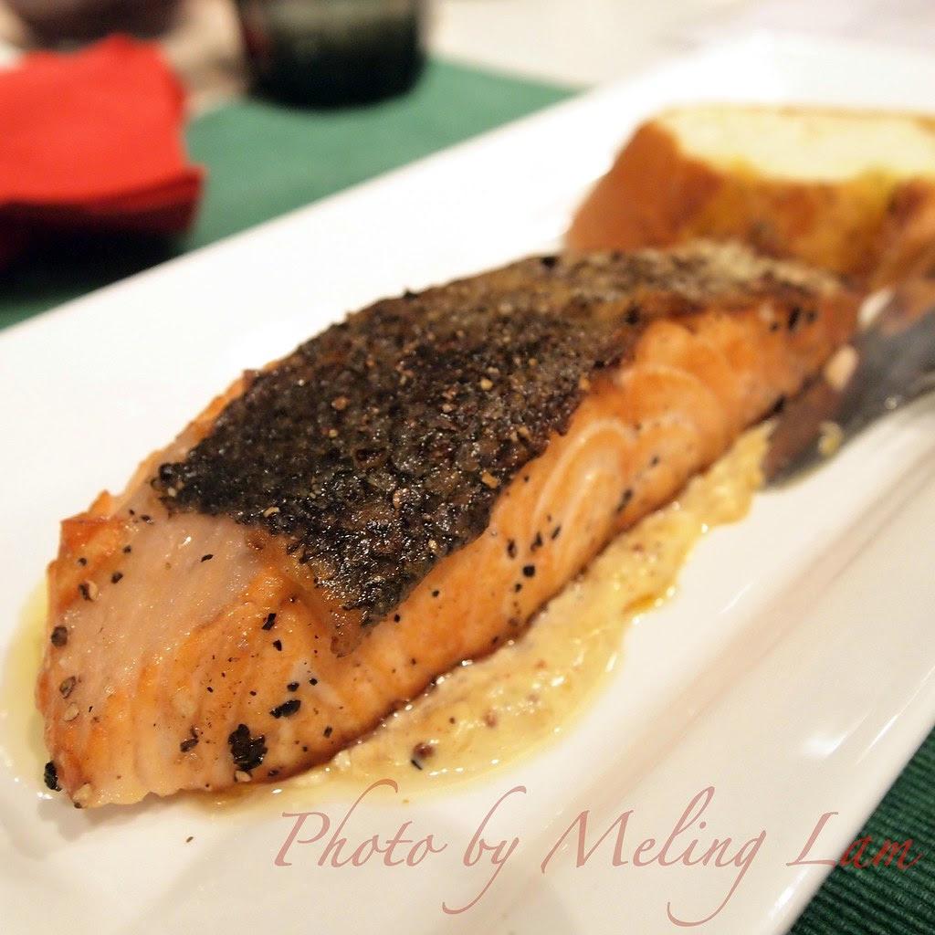 salmon blogger event city'super