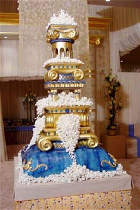 Expensive Wedding Cakes for Extravagant Brides!