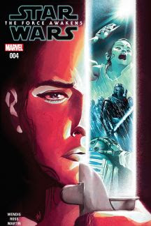 Image result for star wars comic awakens 4 wendig