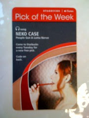 Starbucks iTunes Pick of the Week - Neko Case - People Got A Lotta Nerve