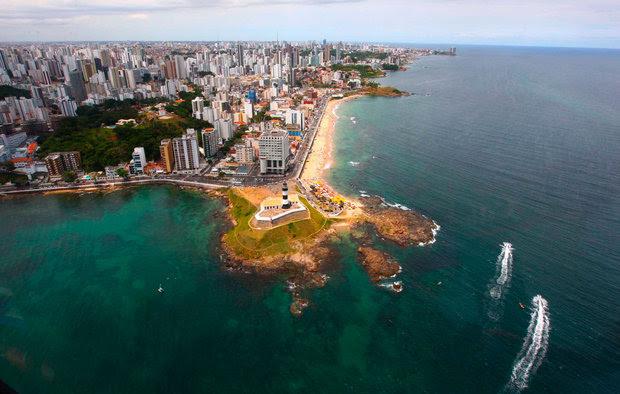 Estrondo e tremor de terra na Bahia