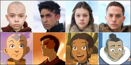 new cast photos from the last airbender The Last Airbender 2 Movie Go Stream