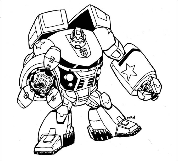 Optimus Prime Coloring Page At Getdrawingscom Free For Personal