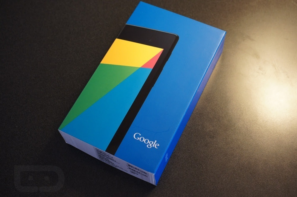 new nexus 7 2013