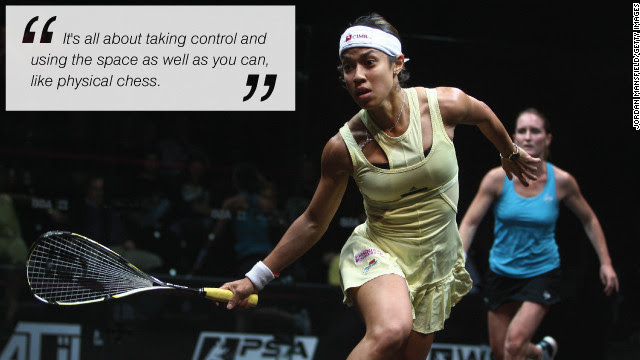 Nicol David: Malaysia's squash icon