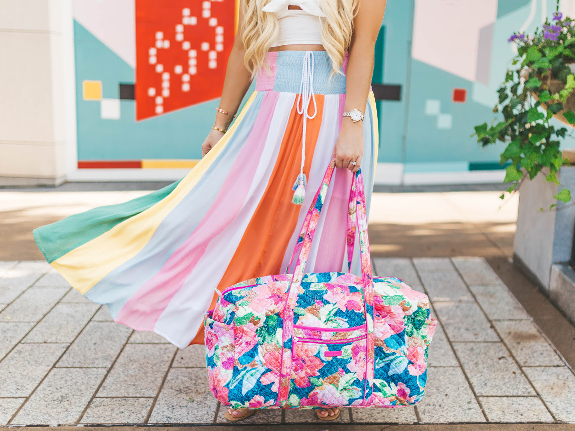 Summer Travel With Vera Bradley Cort In Session