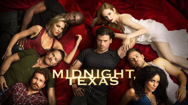 Midnight Texas- Last Temptation of Midnight, Riders of the Storm and The Virgin Sacrifice - Review: Road to Hell