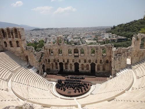 Acrópolis  Athenas Grécia by Menina Prendada -