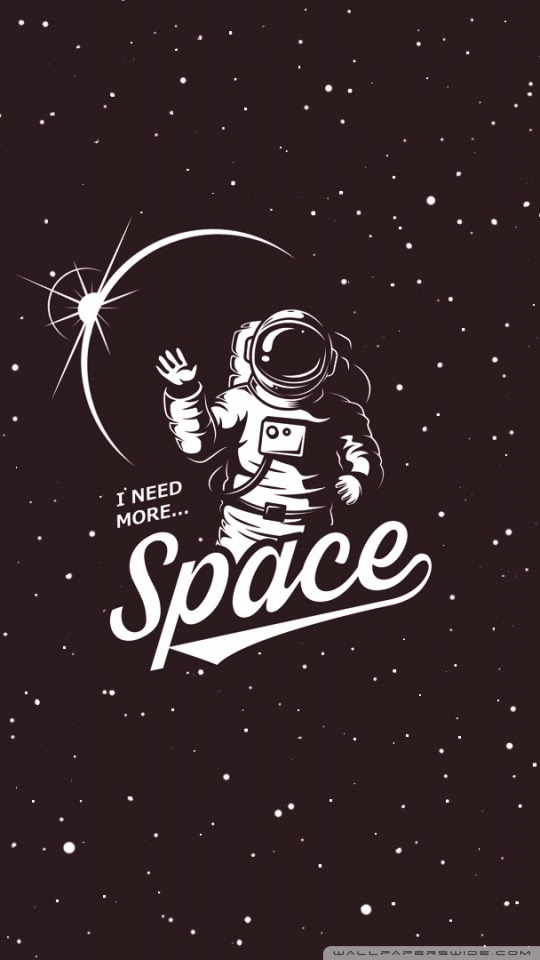 Wallpaper Iphone Space Cartoon Wallpaper Hd For Android