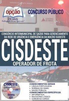 OPERADOR DE FROTA