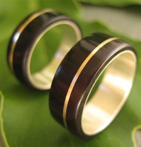 The Strength and Durability of Wood Rings for Men