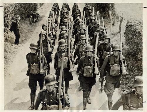 Irish army blog pics