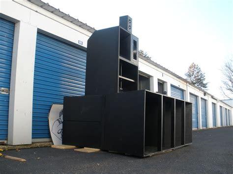 dj punch richard long speaker stacks dj punch zanzibar