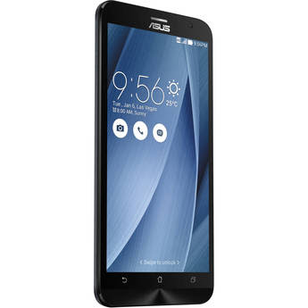ASUS ZenFone 2 ZE551ML US Version 16GB Smartphone (Unlocked, Glacier Gray)