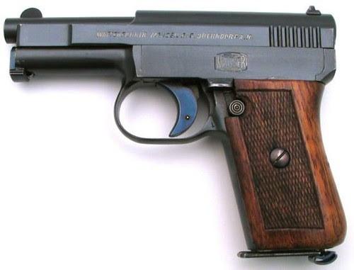 Mauser Model 1910