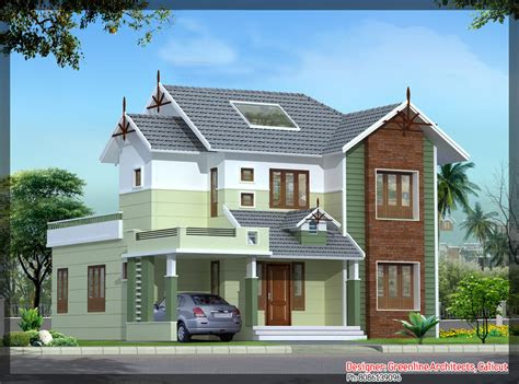 simple house plans kerala model design architecture