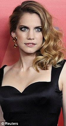 Tudo cresceu: A atriz de 31 anos de idade, é mais conhecido por seu papel no filme 1991 My Girl