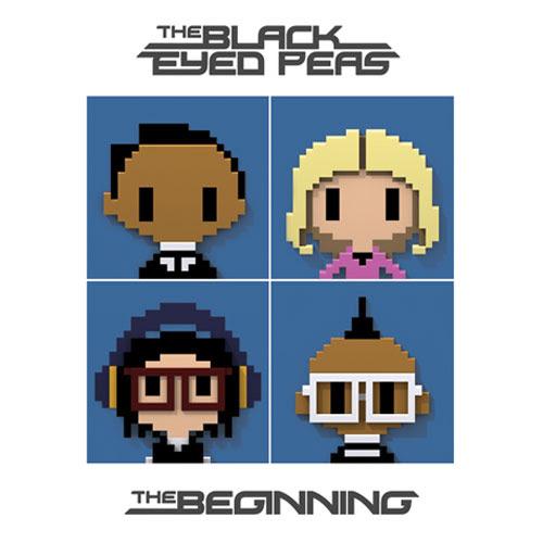 black eyed peas album cover 2010. Black Eyed Peas - The