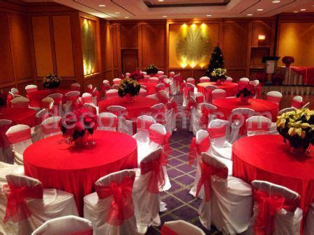 WEDDING DECOR PACKAGES TORONTO   CHAIR COVER and LINEN