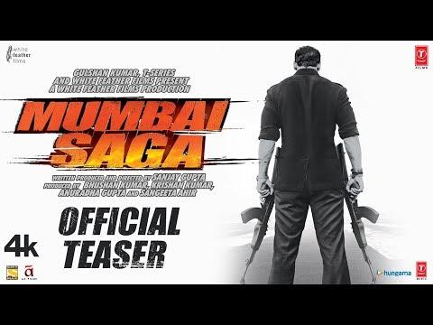 Mumbai Saga Hindi Movie Teaser