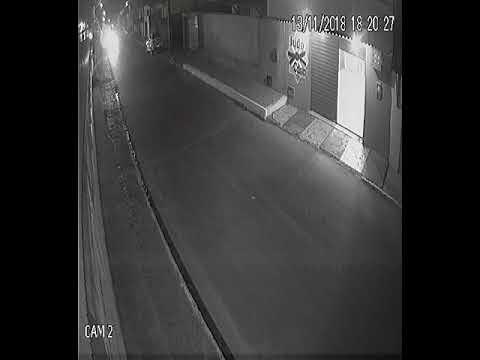 Exclusividade: veja o vídeo do assalto que ocorreu em Georgino Avelino