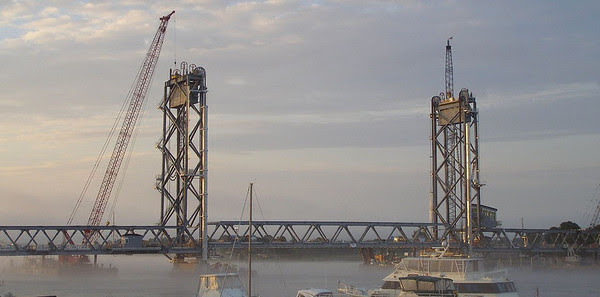Memorial Bridge, Portsmouth Kittery