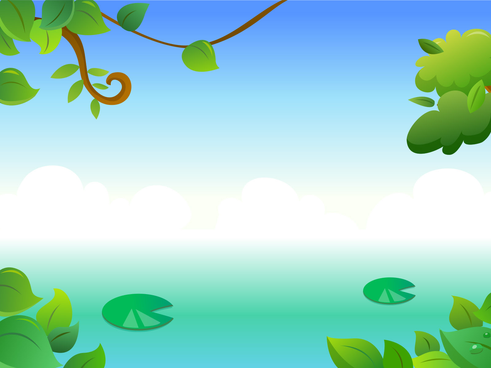 Powerpoint Background Design Nature Trend Pict