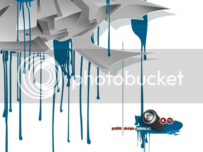 GRAFFITI WALLPAPER Desktop Background