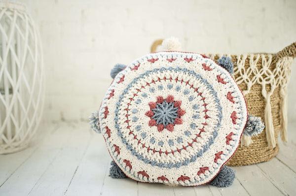 Tiana Pillow (Crochet)