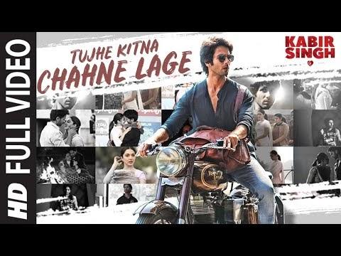 """""""Tujhe Kitna Chahne Lage"""" Kabir Singh"""