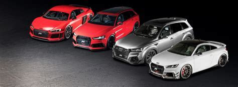 Audi TT RS R Steps Closer To Supercar Territory With ABT's Special Edition