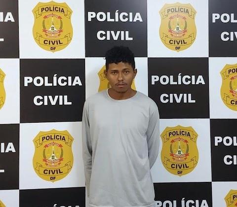 Polícia prende homem suspeito de atear fogo na companheira no Maranhão