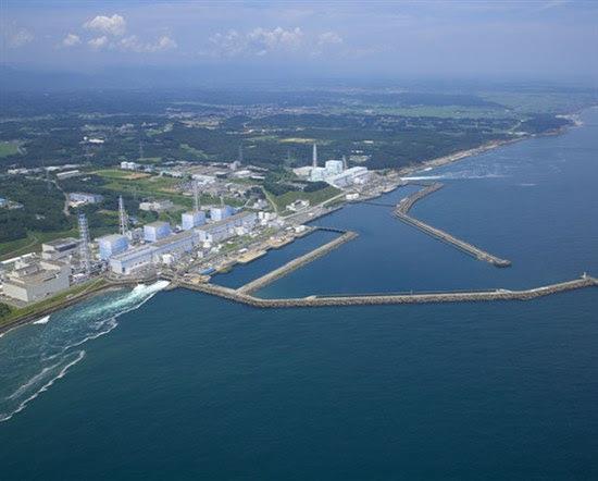 Fukushima Daiichi, pre-tsunami. Source: TEPCO