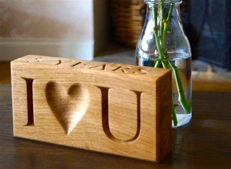 5th Wedding Anniversary Wooden Gift Ideas