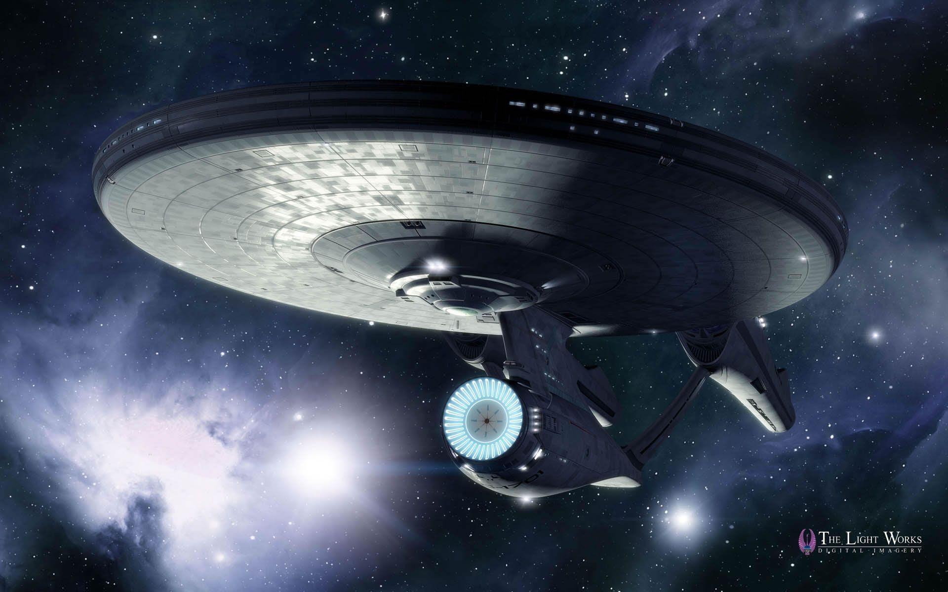 Star Trek Enterprise Wallpaper Sf Wallpaper