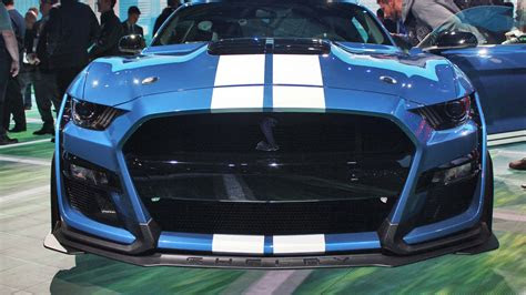 ford mustang shelby gt preview