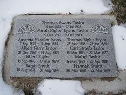 Thomas Evans Taylor