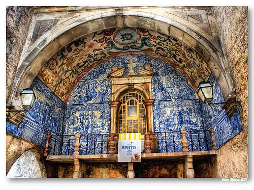 Capela oratório na porta da vila by VRfoto